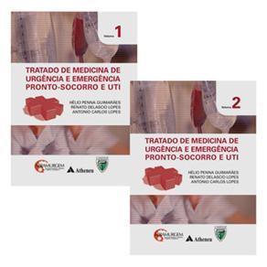 Tratado de Medicina de Urgência e Emergência Pronto Socorro e UTI