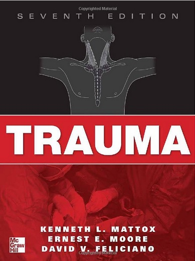 Trauma - 7ª Ed - Kenneth Mattox