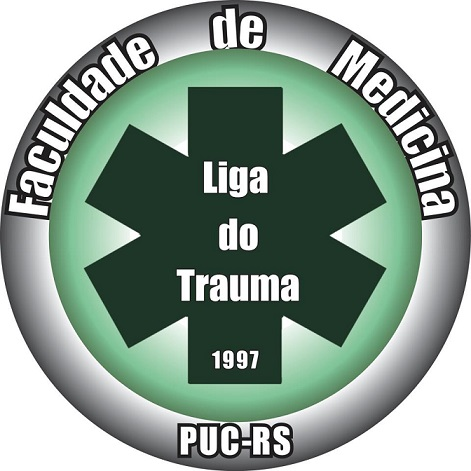 LOGOMARCA Liga do Trauma PUCRS